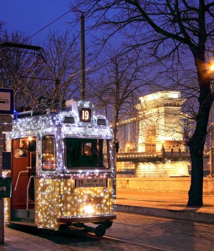 Автобусный тур на Рождество из Минска Австро-Венгерская рождественская сказка