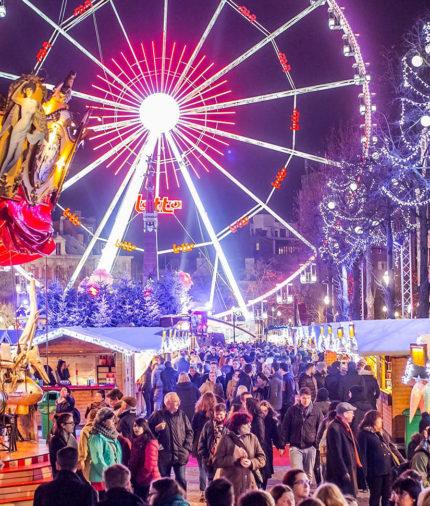 Автобусный тур в Польшу на Рождество из Минска Рождественский Вроцлав