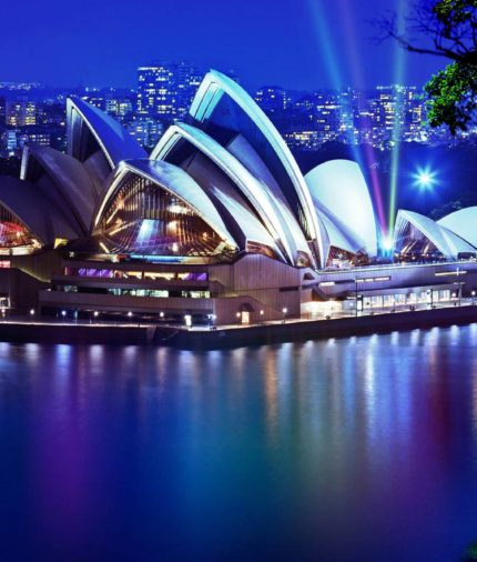 Путешествия в Австралию