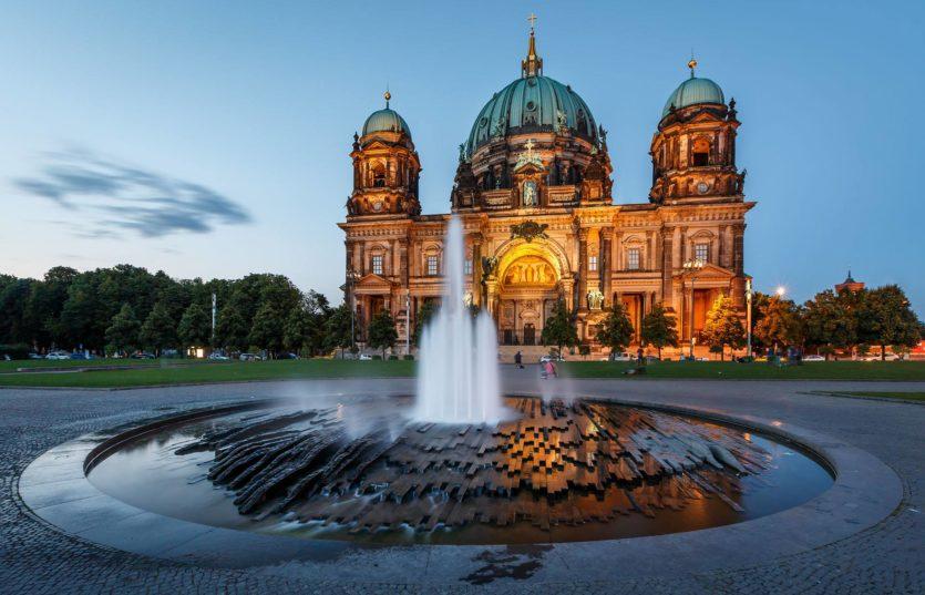 Автобусный тур в Берлин Германию из Минска по низкой цене Майские праздники в Берлине