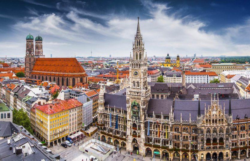 Автобусный тур в Германию из Минска по низкой цене Путешествие по Баварии