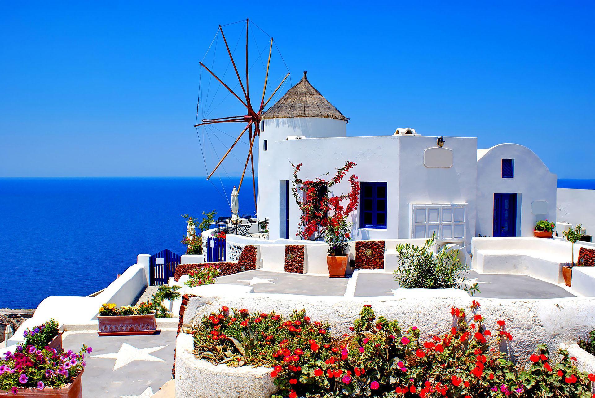 картинки отдых в греции кольца