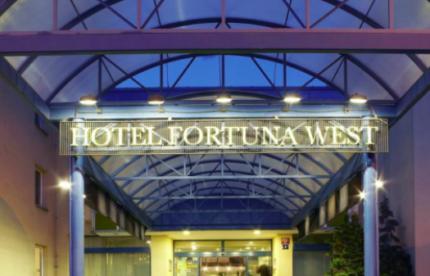 Забронировать отель Fortuna West ***