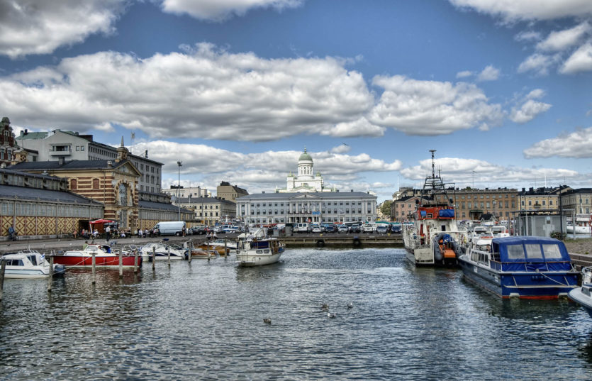 Автобусный тур по Скандинавии из Минска Рига — Стокгольм — Турку — Хельсинки — Таллин