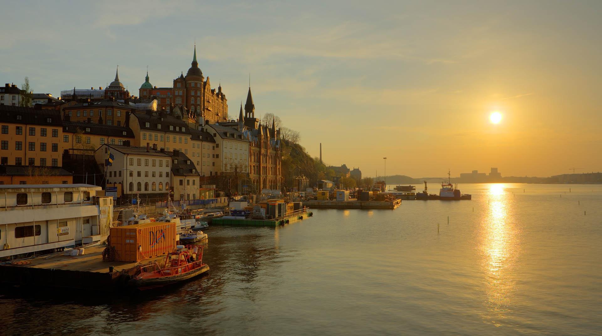Автобусный тур по Скандинавии из Минска Таллин-Стокгольм-Рига