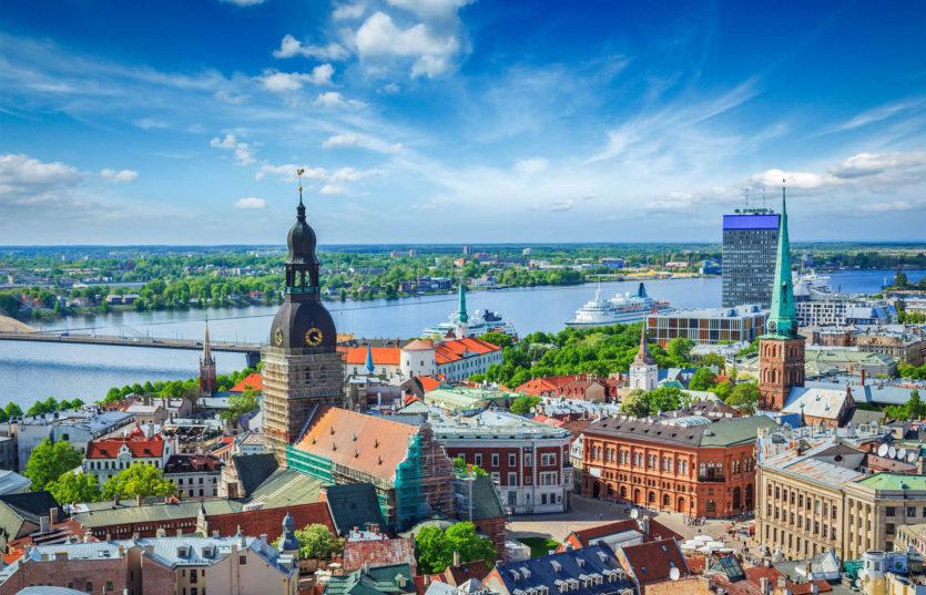 Автобусный тур в Литву и Польшу из Минска Вильнюс — Друскининкай — Варшава