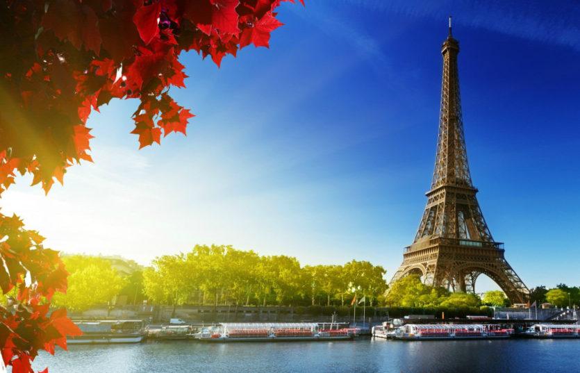 Автобусный тур в Париж из Минска Французские каникулы