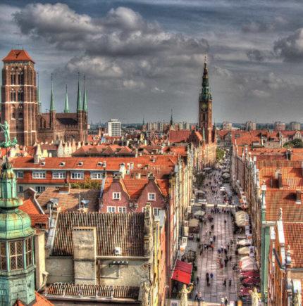 Автобусный тур в Польшу из Минска Балтийское приключение