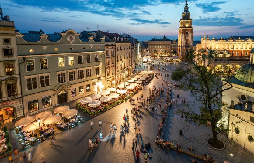 Автобусный тур в Польшу из Минска Неделька в Татрах Польши и Словакии