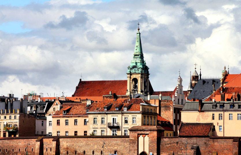 Автобусный экскурсионный тур в Польшу из Минска Познань-Торунь