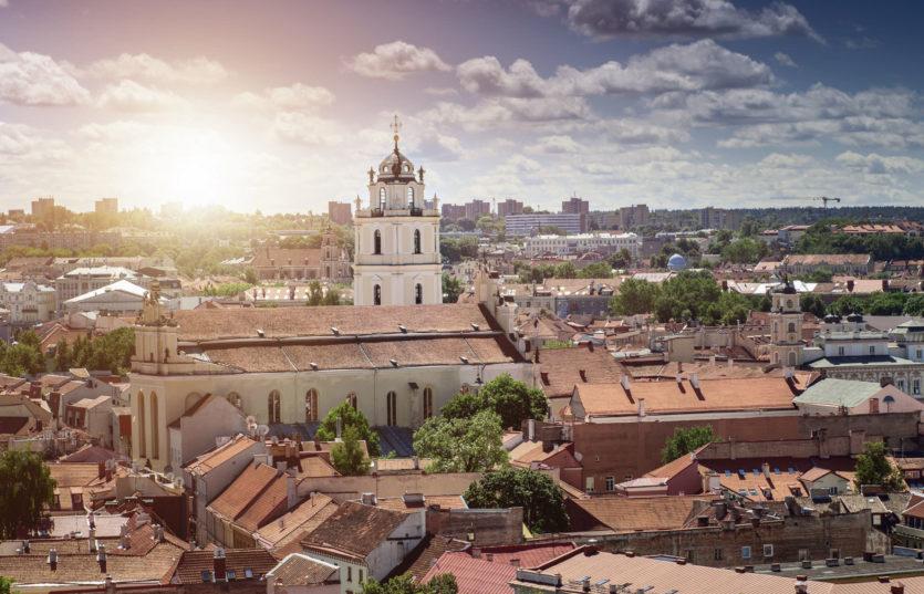 Автобусный тур в Прибалтику из Минска WEEK-END: Таллин — Тарту — Рига — Вильнюс