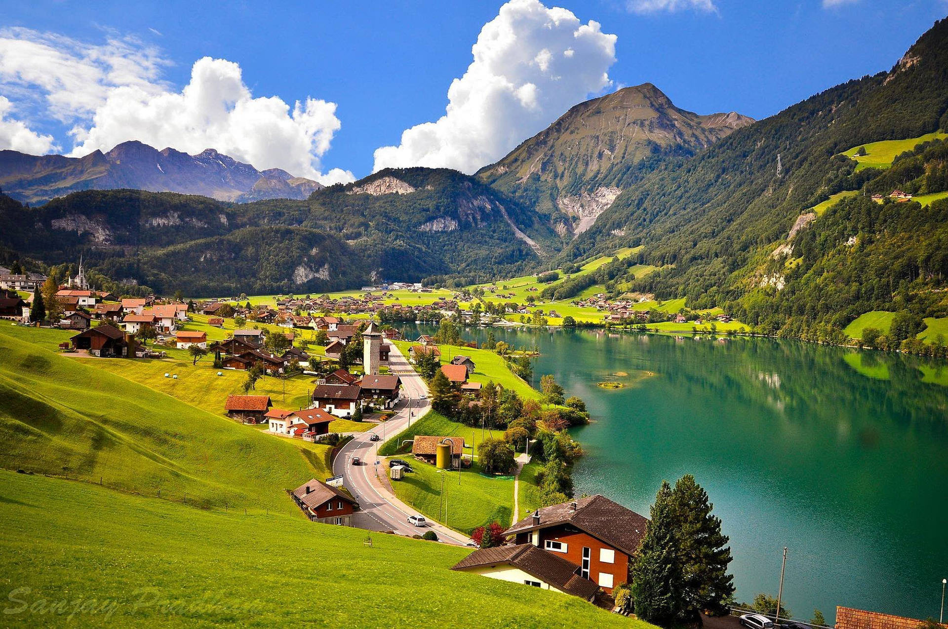Автобусный тур в Швейцарию из Минска Классическая Швейцария