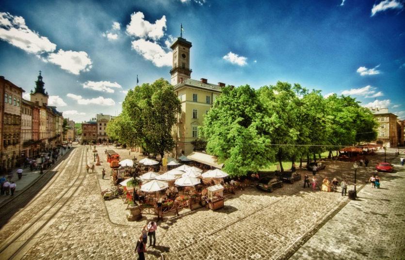 Автобусный тур во Львов из Минска Львов — старинный город