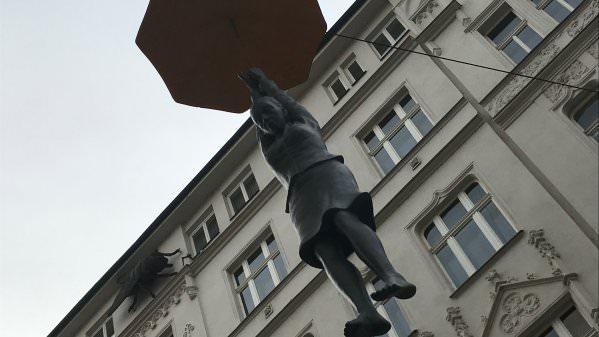 Экскурсии Неформальная Прага