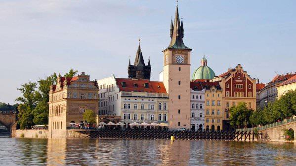 Экскурсии Обзорная по Праге