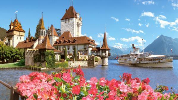 Экскурсии Швейцария