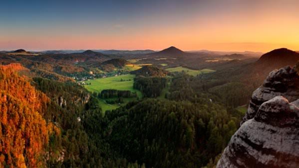 Экскурсии Саксонская Швейцария
