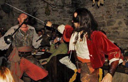 Экскурсии Средневековое шоу в корчме Детенице