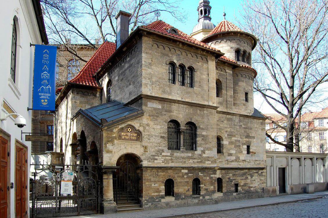 Достопримечательности Праги Музей «исчезнувшей» нации