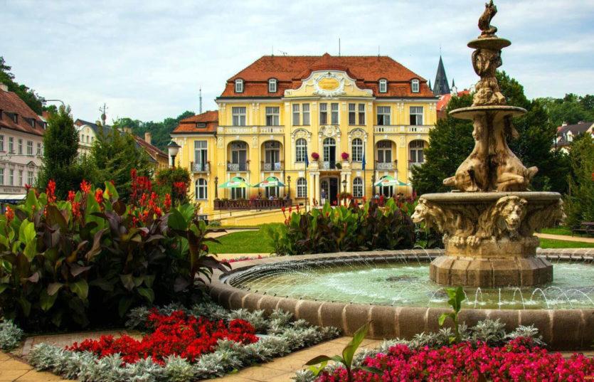 Автобусный тур в Польшу из Минска Неделька в горах Чехии и Польши + Termy