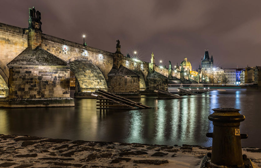Влтава - Прага, Чехия