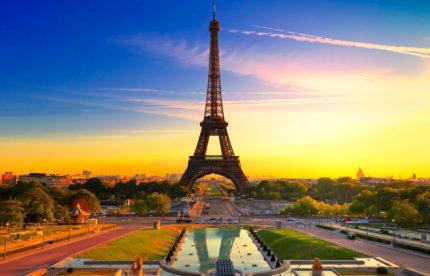 Автобусный тур в Париж (Франция) Миг счастья в Париже