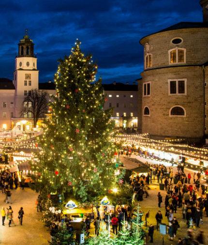 Новогодний тур в Вену 2019 на автобусе