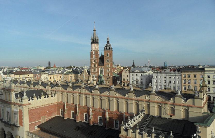 Звездная пара: Краков + Варшава Автобусный тур в Польшу