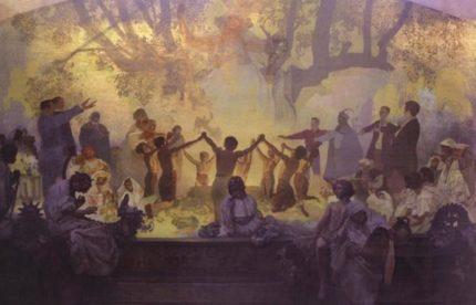 Альфонс Муха: «Славянская эпопея» в Праге