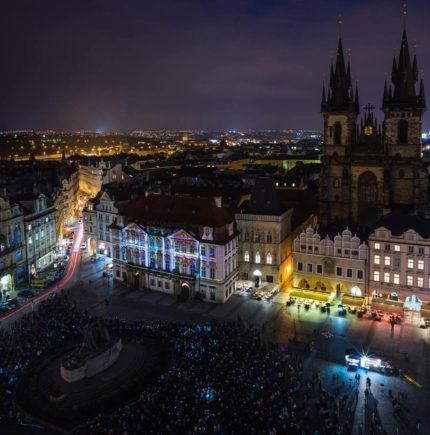 Фестиваль Света Signal в Праге Автобусный тур выходного дня в Чехию из Минска