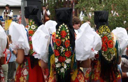 Ходские торжества и народные гулянья в день свт. Лаврентия, Домажлице
