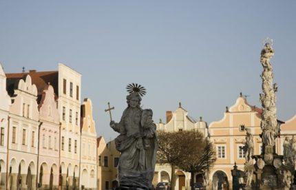 Исторические торжества Захария из Градеца и Катержины из Вальдштейна, Телчь