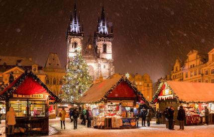 Автобусный тур в Прагу Католическое Рождество в Чехии