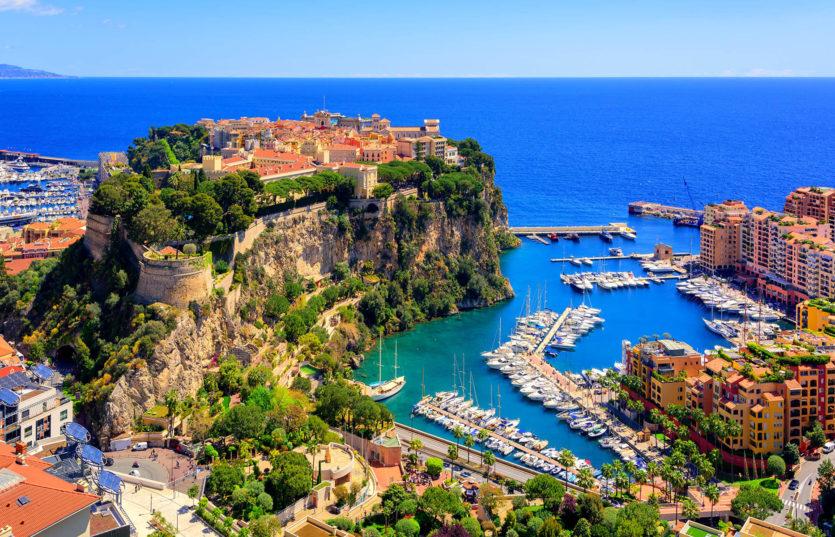 Автобусный тур в Италию из Минска Королевское путешествие по Италии с посещением Монако