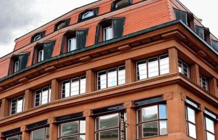 Нечто чисто чешское: кубизм в архитектуре