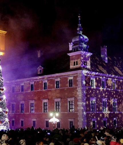 Тур в Польшу на Новый год из Минска Новогодняя феерия в Варшаве без ночных переездов