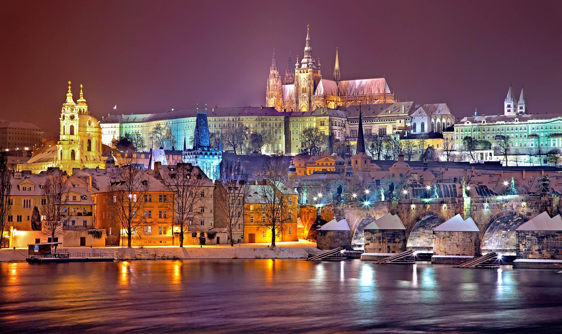 Туры в Чехию на Новый год 2019. Цены, раннее бронирование новые фото