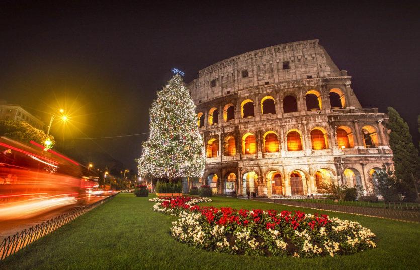 Новый год в Риме Автобусный тур из Минска
