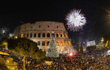 Новый год 2019 в Риме Автобусный тур из Минска