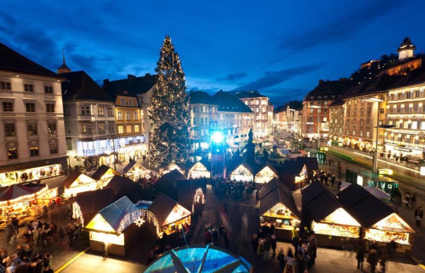 Автобусный тур в Чехию из Минска Рождественские ярмарки в Европе