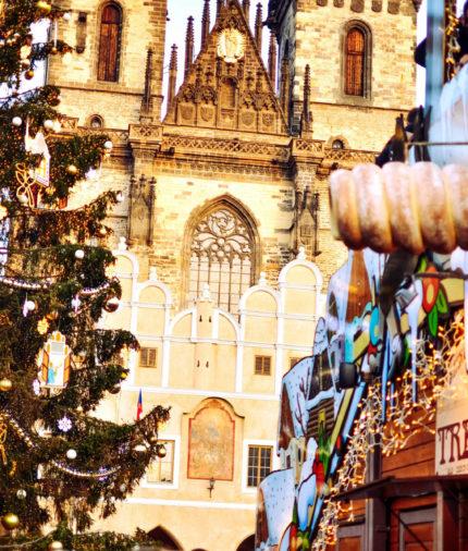 Автобусный тур в Прагу на Рождество Рождественский сочельник в Чехии