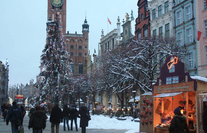 Автобусный тур в Польшу из Минска Рождественский тур: Варшава — Торунь — без ночных переездов