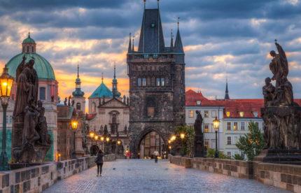 Автобусный тур в Чехию и Германию: Столицы Чехии и Саксонии: Прага + Дрезден
