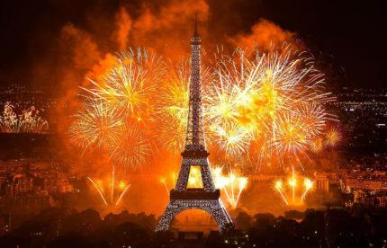 Автобусный тур во Францию из Минска Новогодние приключения 2019 в Париже