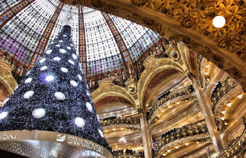 Автобусный тур во Францию из Минска Новогодние приключения в Париже