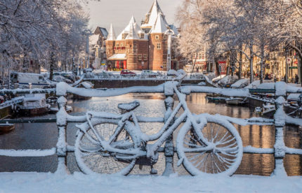 Автобусный тур из Минска и Бреста Новый год 2019 в Амстердаме