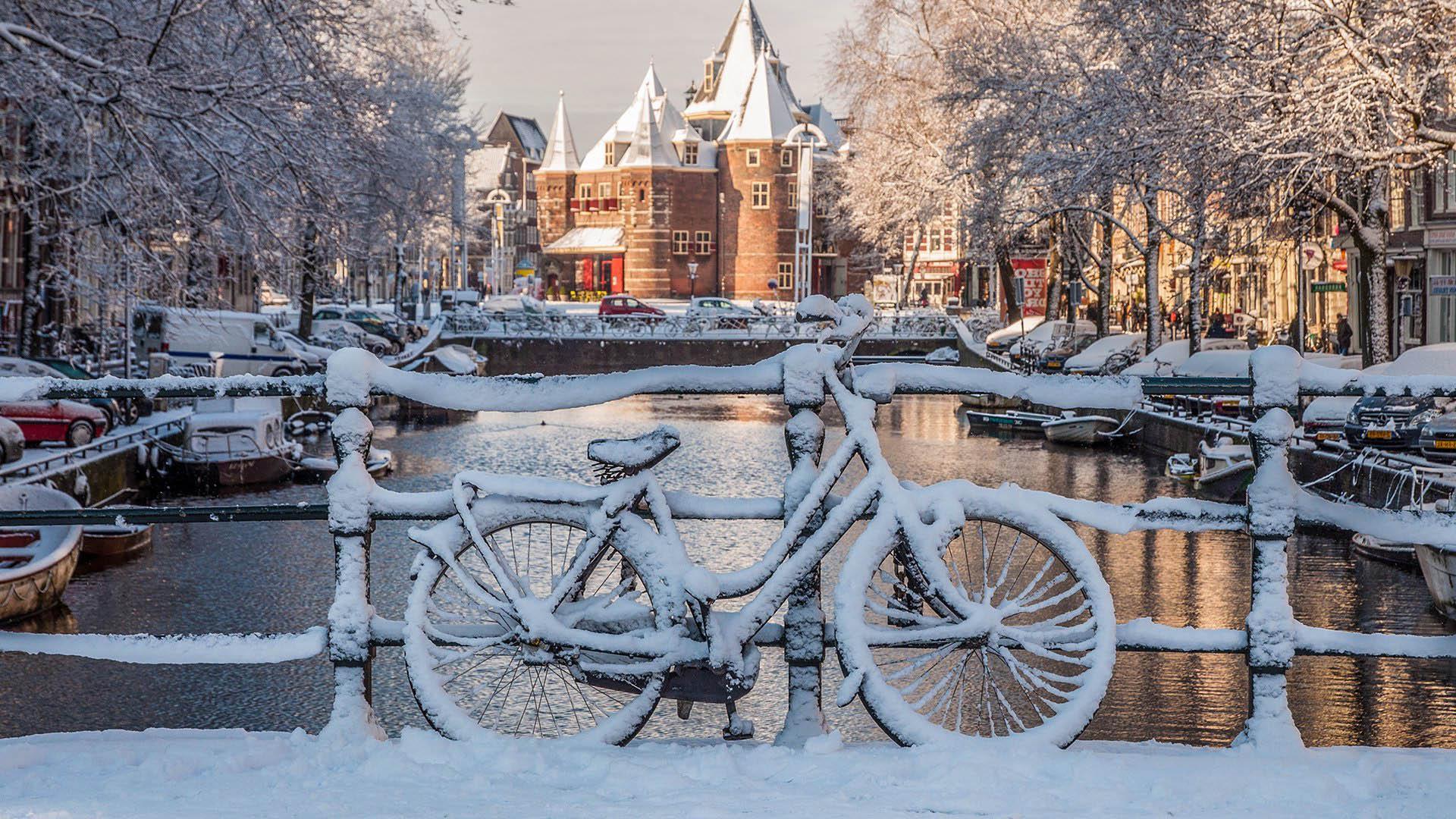 Автобусный тур из Минска и Бреста Новый год в Амстердаме