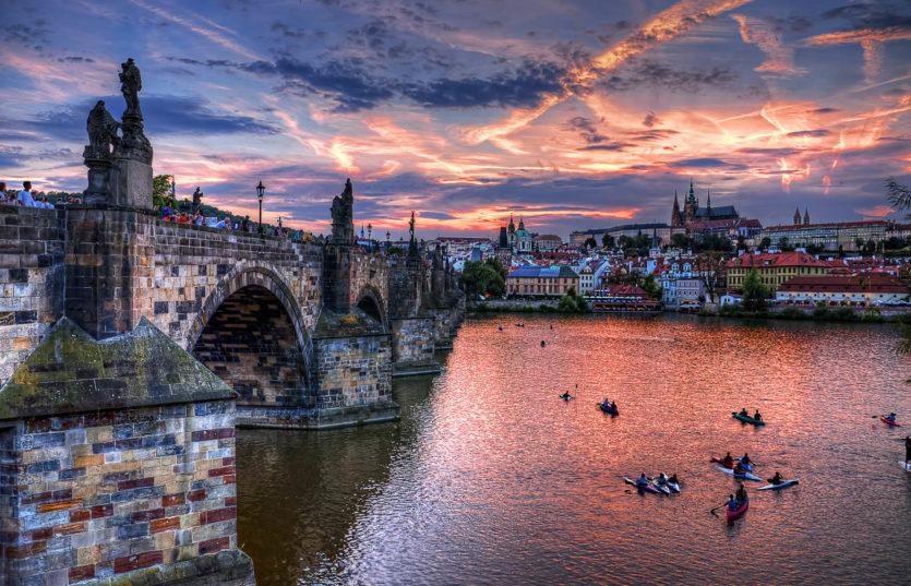 Автобусный Тур в Прагу из Минска