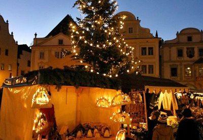 Адвент & Рождество, Чешский Крумлов