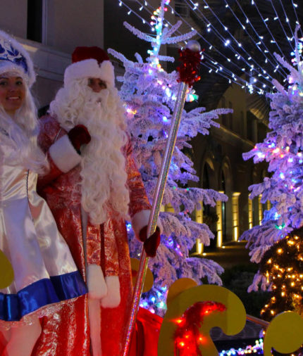 Новогодний автобусный тур в Европу из Минска К Лазурным берегам на Новый год!!!